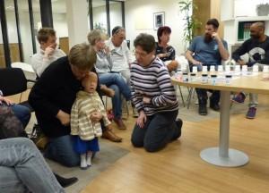 Esther Weijers, bestuurslid EHBO-vereniging st. Bernardus in Haarlem